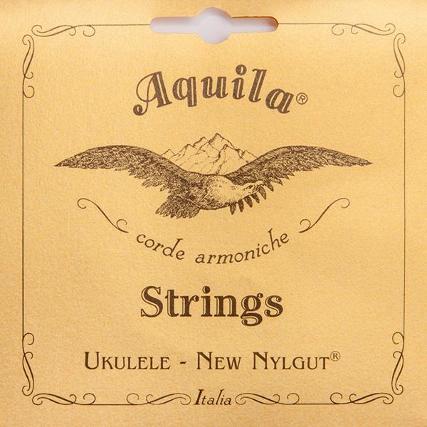 Struny na Koncertné Ukulele Low G Aquila 8U