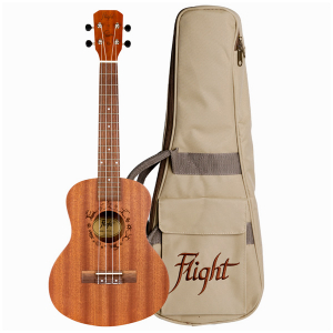 Flight NUT310 Tenorové Ukulele Sapeli