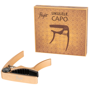 Ukulele Capo Flight FC-GD
