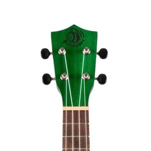 BumbleBee BUS23 Green Sopránové Ukulele