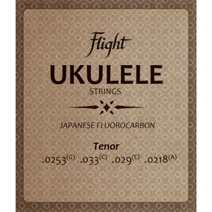 Struny na Ukulele Flight FUST100 Fluorocarbon Tenor