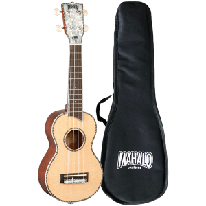 Mahalo MP1 Sopránové Ukulele - Pearl Series
