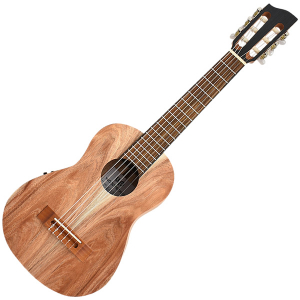 "31"" Woodpecker EQPT Standard Koa Cestovná Gitara"